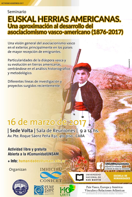 2017 - Seminario Euskal